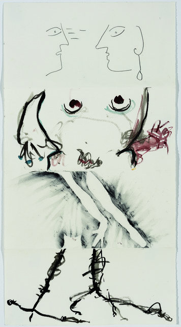 Frederic Tuten, Billy Sullivan, and Lucy Winton, 'Exquisite Corpse 8,' ca. 2011, Mana Contemporary