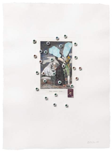 , 'El tiempo de pensar nº 1,' 2018, Rafael Ortiz