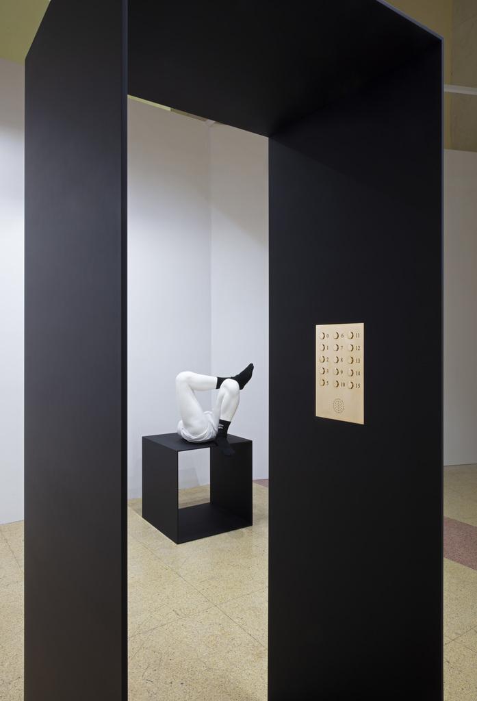 Kukje Gallery, ART021 Shanghai Contemporary Art Fair 2019 booth installation view Photo: Sebastiano Pellion di Persano