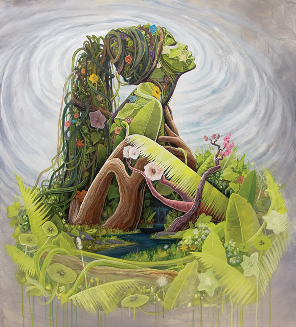 , 'Earth #1,' 2018, Dean Borghi Fine Art