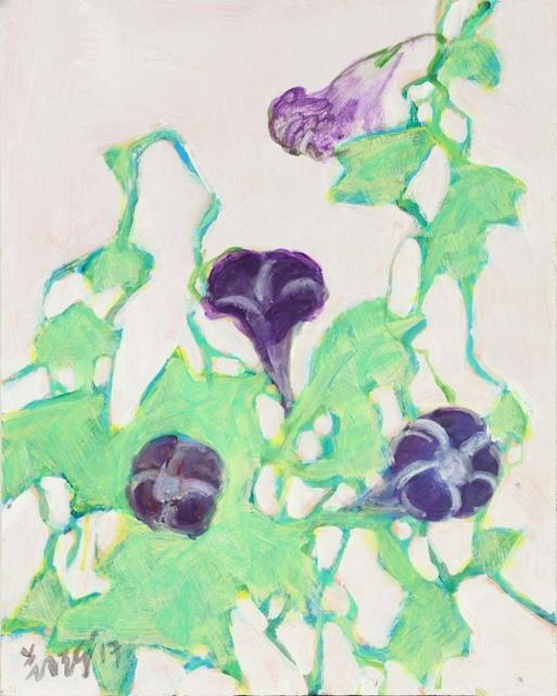 , '窥花 Flower Series No.4,' 2017, Matthew Liu Fine Arts