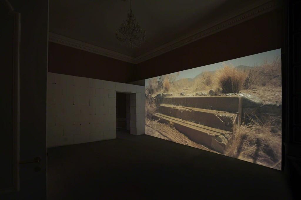 Jesper Just, Llano, single channel video, 07:17 min., 2012