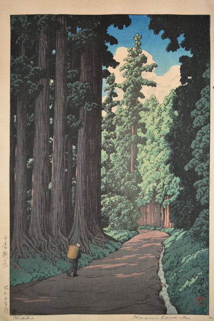 , 'The Road to Nikko,' 1930, Ronin Gallery
