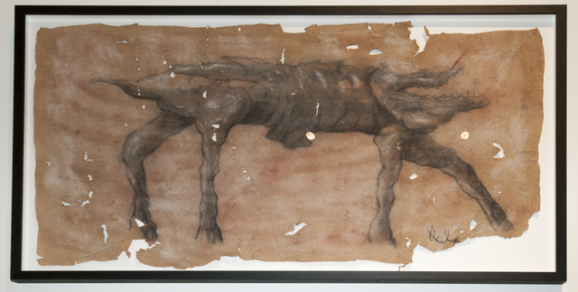 , 'Préhistoire 1,' 2013, Carpe Diem
