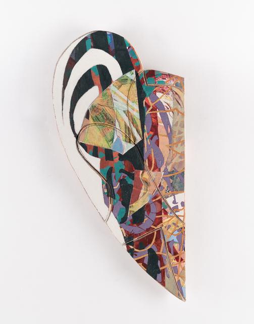 , 'Con-centric,' 2017, Joanna Bryant & Julian Page