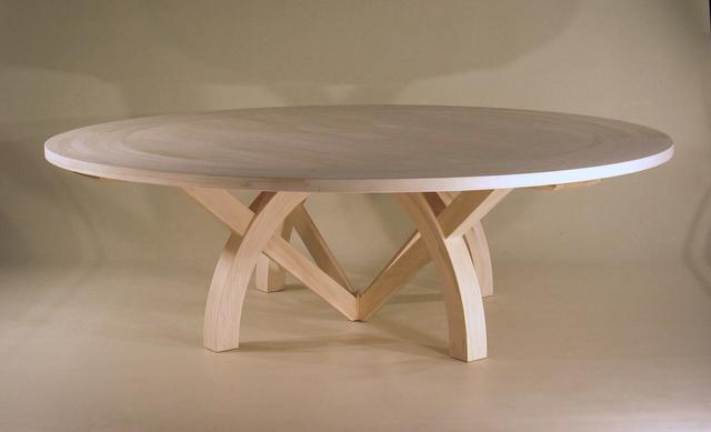 , 'Sextant Circular Table,' 2004, Sladers Yard