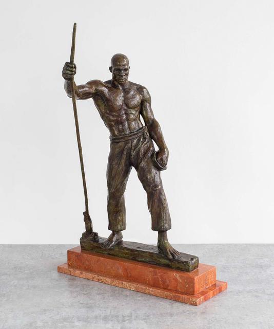 , 'Stevedore,' 1937/1985, Michael Rosenfeld Gallery
