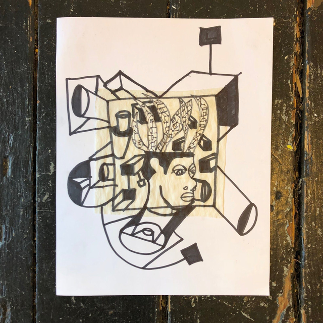 , '23 - 7, Magicman ,' 2018, Kate Oh Gallery