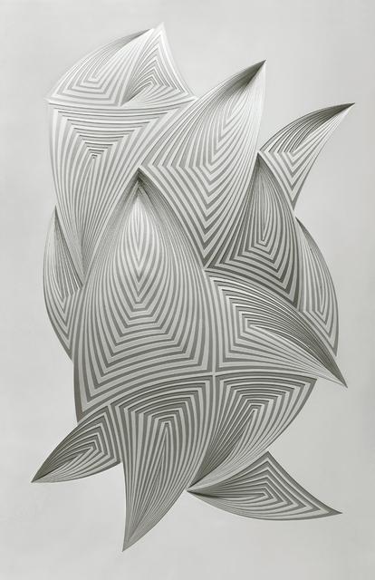 , 'Free Form #1,' 2010, C Fine Art