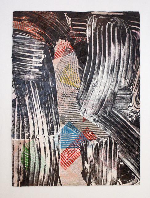 Sam Gilliam, 'Dogon IV', 2003, Approximately Blue