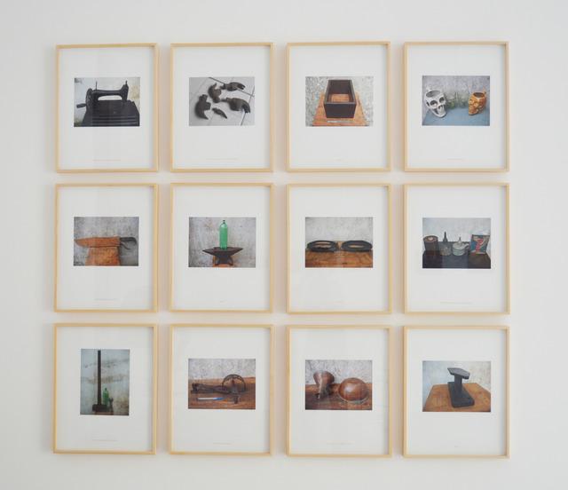 , 'Lugar das coisas,' 2013, Galeria Marilia Razuk