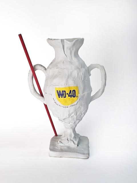 , 'WD40,' 2016, Galeria Mascota