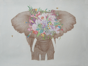 , 'Elephant,' 2011, Shanghai Gallery of Art
