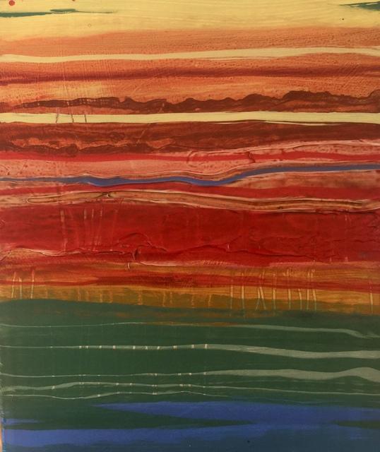 , 'No Time to Rush,' 2016, Elizabeth Clement Fine Art