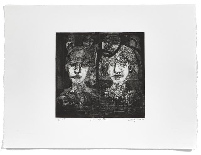 Jean-Pierre Larocque, 'Les oreilles', 2010, Atelier-Galerie A.Piroir