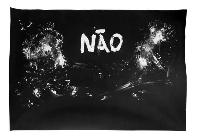, 'Não,' 2014, Anita Schwartz Galeria de Arte