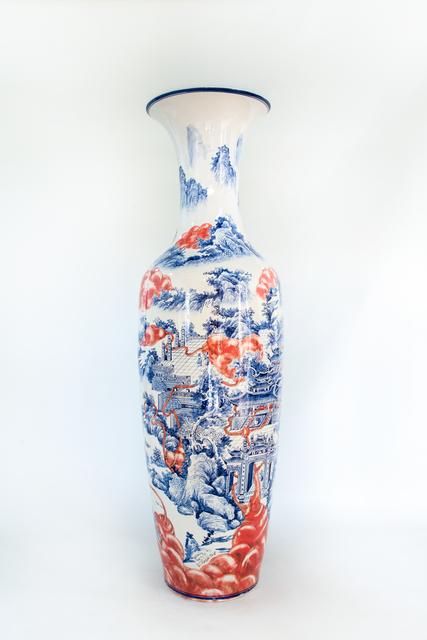 Bui Cong Khanh, 'Colonial Cloud', 2018, 10 Chancery Lane Gallery