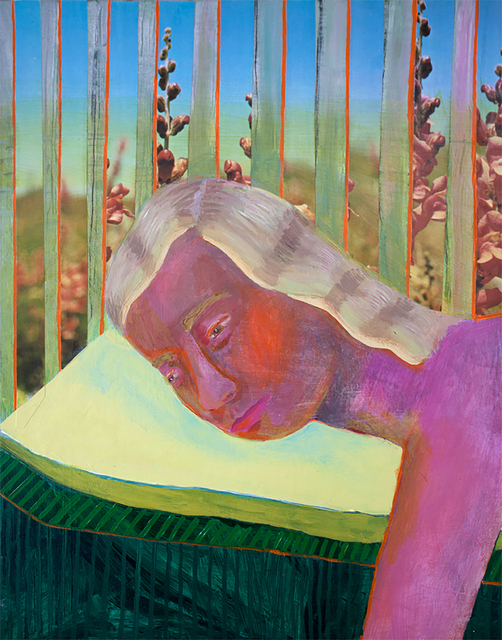 , 'Girl Yearning,' 2016, HATHAWAY | Contemporary Gallery