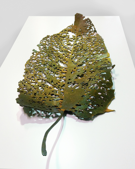 , 'Silent Leaf ,' 2015, Gazelli Art House