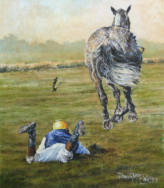 , 'Even Fall II,' 2015, Dog & Horse Fine Art