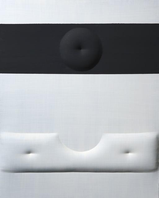 , 'Bianco e grigio,' 1964, Mazzoleni