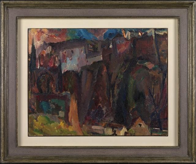 , 'The Moor's Bridge, Ronda,' 1935, Osborne Samuel