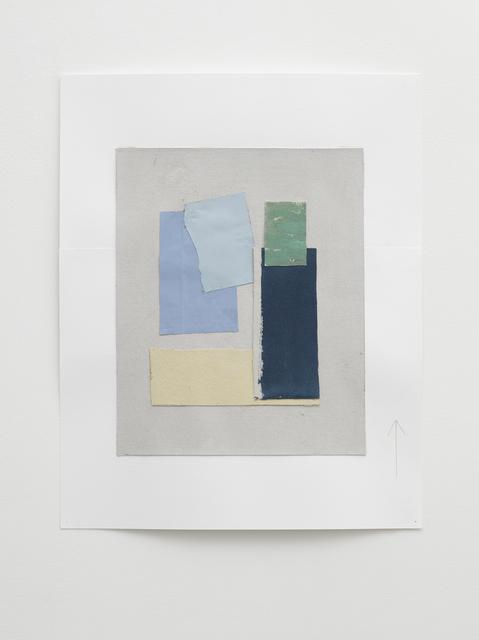 Peter Joseph, 'Untitled Study, August 2016 ', 2016, Lisson Gallery