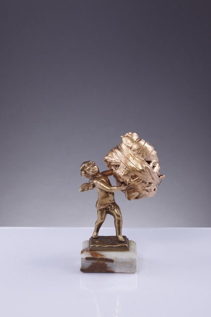 , 'Trophy (gold #1),' 2014, PITT Projects