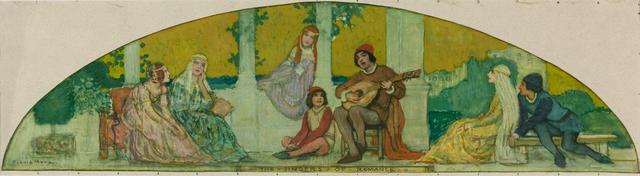 , 'The Singers of Romance,' 1874-1940, ACA Galleries