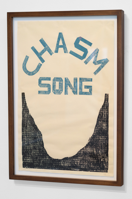 , 'Chasm Song,' 2018, Gallery 16