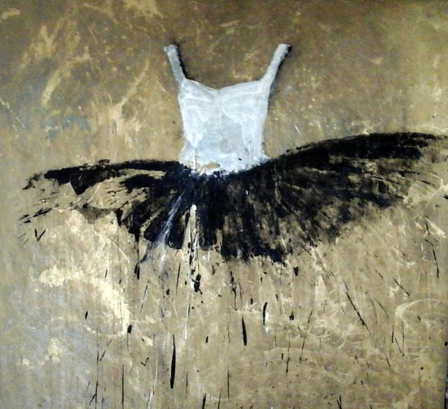 , 'Golden Big Opera Tutu',' 2015, Galleria Ca' d'Oro