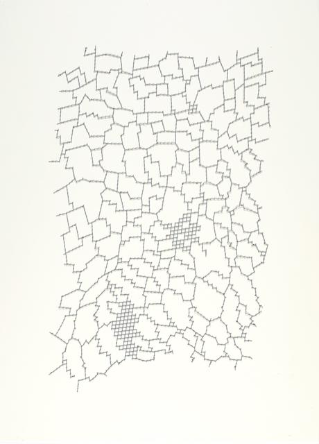, 'Restas (C10),' 2008, Galerie Krinzinger