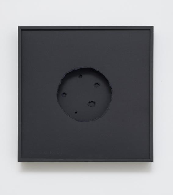 , 'Mais Buracos, from the series Desenho Objeto ,' 1975/2013 , Galeria Luisa Strina