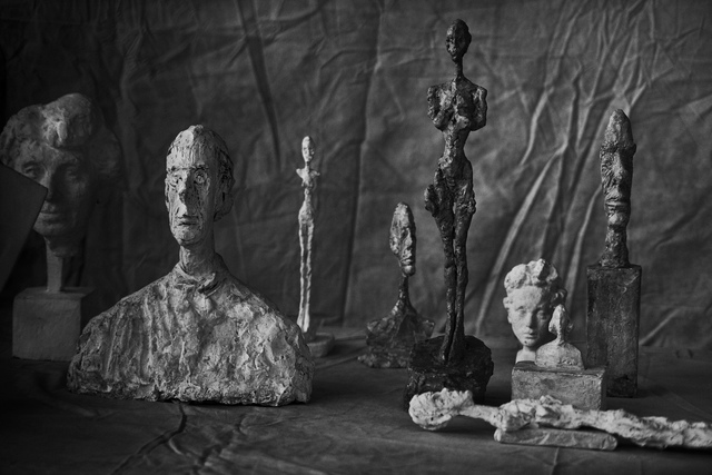 , 'Alberto Giacometti, Group Of Nine, Zurich,  2016,' 2016, Gagosian