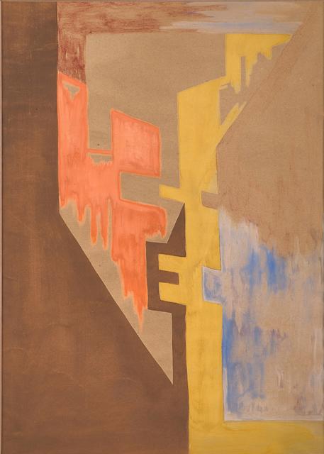 Natalia Goncharova, 'Abstract Composition', Rago