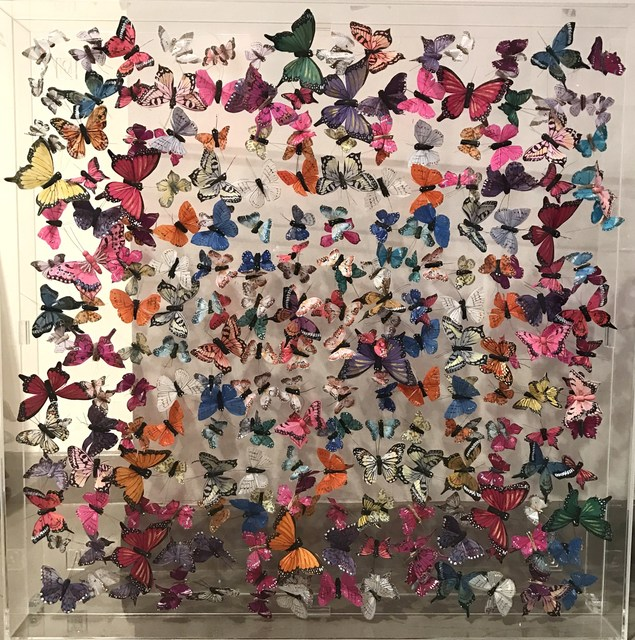 , 'Butterflies,' 2017, Tanya Baxter Contemporary