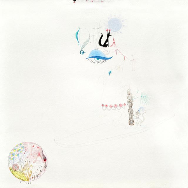 , 'Daily Drawing 072013,' 2013, Ota Fine Arts