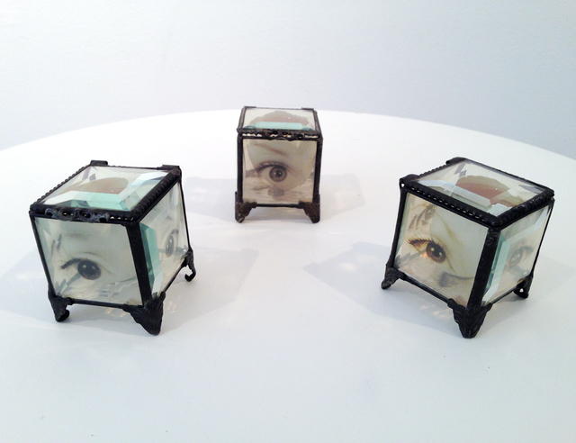 , 'Eyes of Women,' 2004, The Untitled Space