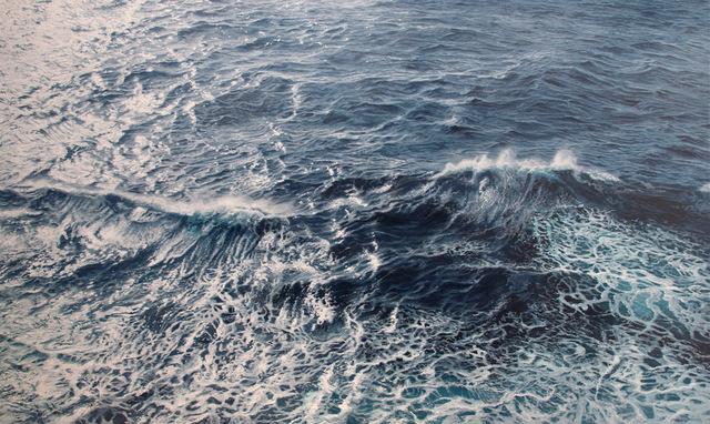, 'Profundidad del Mediterráneo,' 2019, Aurora Vigil-Escalera Art Gallery