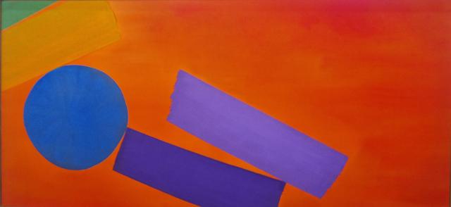 , 'AC71-C,' 1971, Nikola Rukaj Gallery