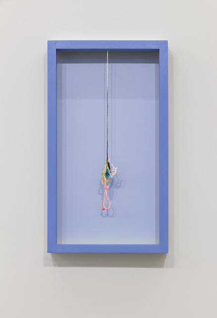 , 'Painted Angles (Equilibrium I),' 2017, BERG Contemporary