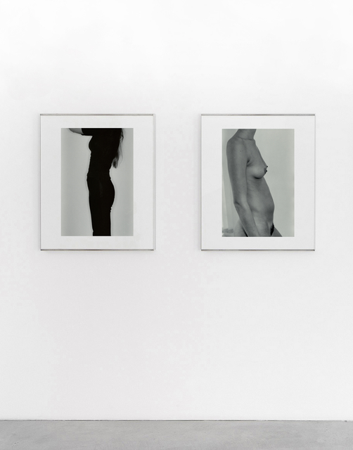 , 'Frauen diptych,' 1997-1999, Galerie Nordenhake