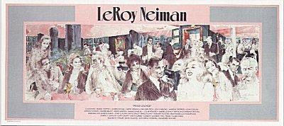 LeRoy Neiman, 'Polo Lounge', 1980, David Parker Gallery