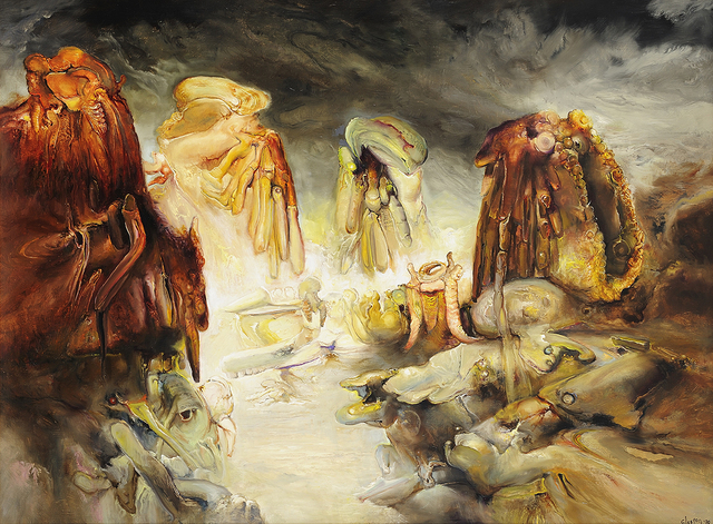 , 'Aspiring Echoes,' , Charles Nodrum Gallery