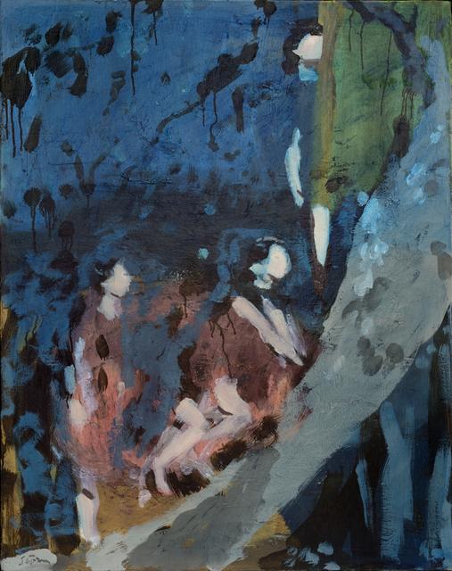 , 'Forest Figures,' 2018, Art of Treason