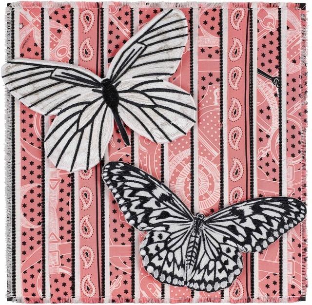Stephen Wilson, 'Making Kerchief', 2019, Art Angels