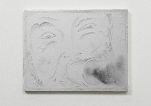 , 'Exhausted Drawing (Joseph),' 2015, carlier | gebauer