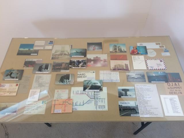, 'Selected Postal Correspondence ,' 2015-2017, Ro2 Art
