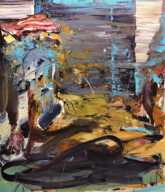 , 'Shadow and Light in Autumn,' 2017, Patrick Heide Contemporary
