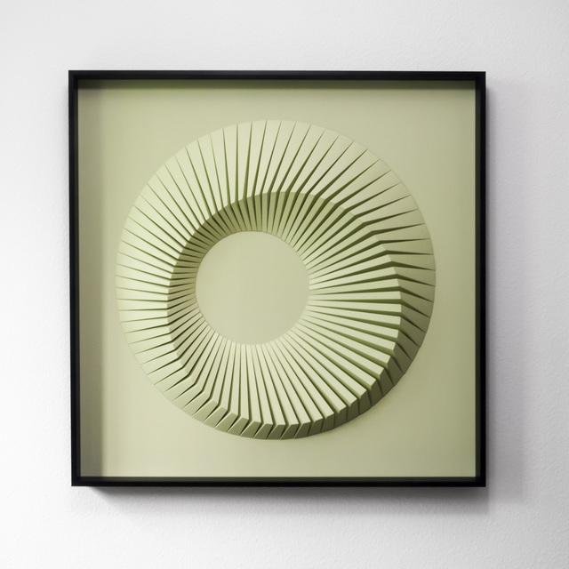 , 'Eclipse C Green,' 2018, Contempop Gallery